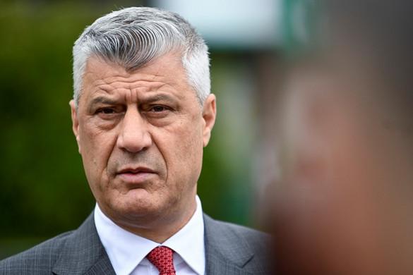 Háborús bűnök elkövetése miatt emeltek vádat a koszovói elnök ellen