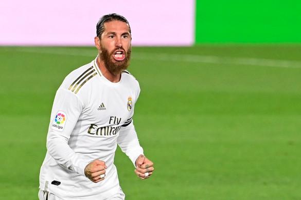 Sergio Ramos: A bírók nem segítik a Realt