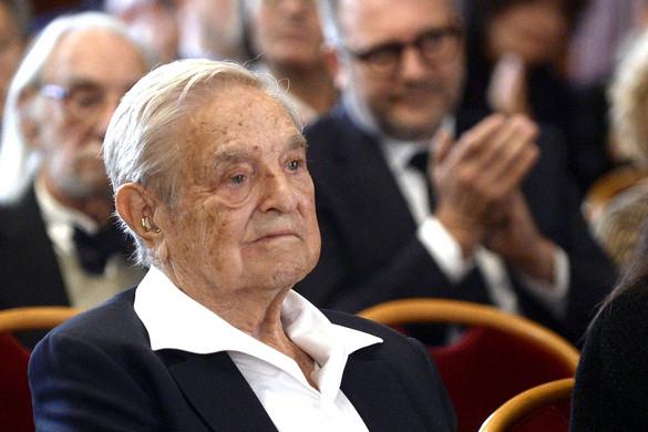 """""""Soros és Gyurcsányék indították Magyarország ellen a háborút"""""""