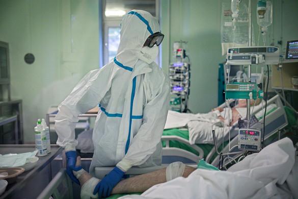 Tizenhárommal nőtt a fertőzöttek száma hazánkban