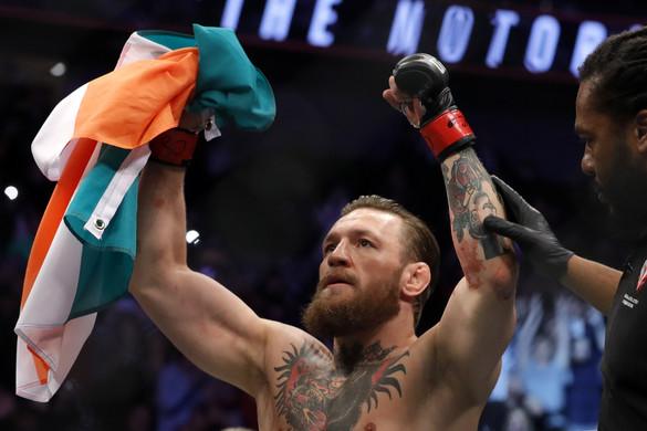 Harmadszor is visszavonult Conor McGregor