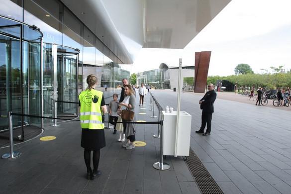 Újra kinyitottak a holland múzeumok