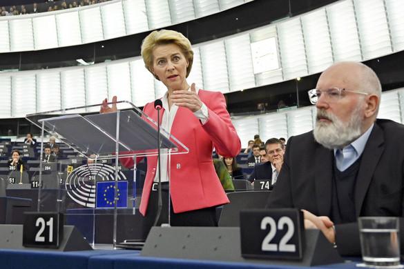 XXI. Század Intézet: Brüsszel miatt nincs megállapodás az uniós költségvetésről