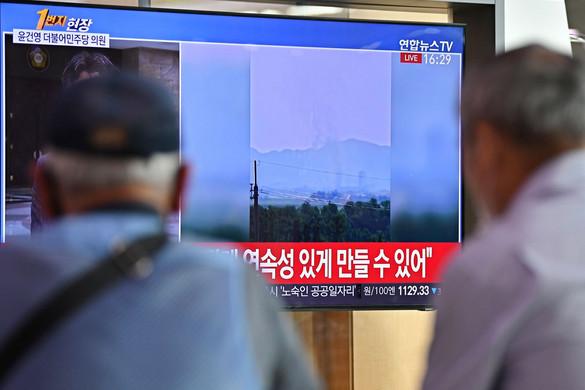 Phenjan ismét rávicsorgott a Nyugat-barát Szöulra