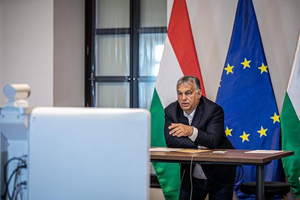 Orbán Viktor: Európa visszavonulóban van