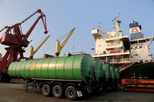 Az olajkitermelés még mindig visszafogott
