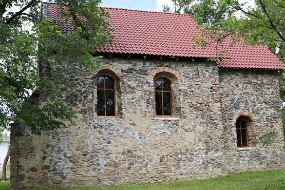 Bodrogszentes és Bodrogszög gótikus templomai