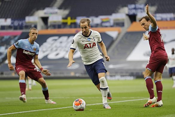 Kane megszerezte az első bajnoki gólját ebben az évben