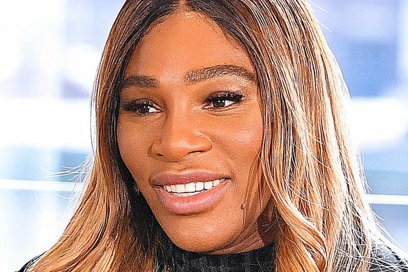 Serena Williams nagyon szeretne teniszezni