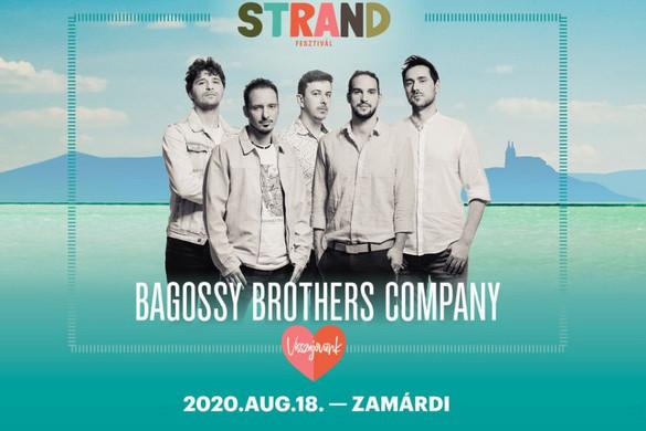 A Bagossy Brothers Company nyitja idén a STRAND Fesztivált