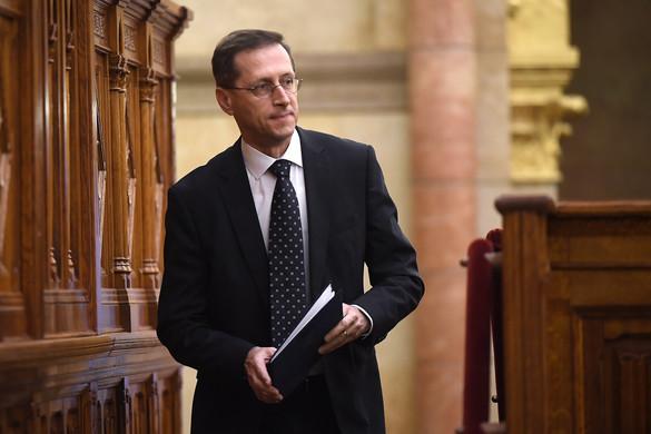 Varga Mihály: A 2021-es büdzsé a gazdaságvédelem költségvetése