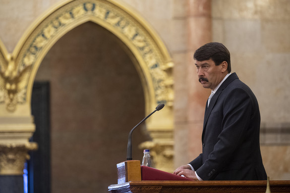 Áder János: A magyar nemzet nemcsak volt, de lesz is