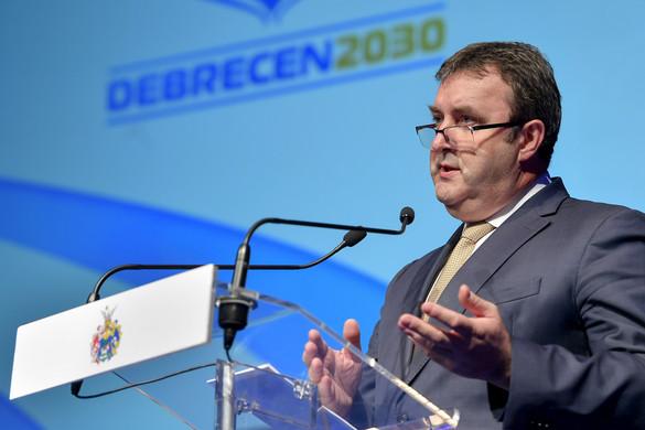 Palkovics: A kormány jóváhagyta Debrecen tízéves fejlesztési tervét