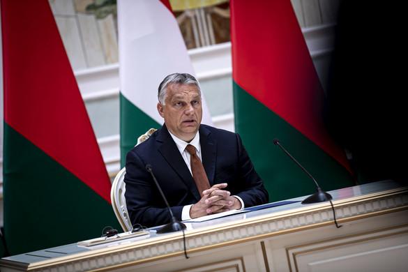 Orbán Viktor: Nem elég szorosak a magyar-fehérorosz kapcsolatok