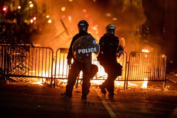 Afroamerikai polgármesterek az erőszak megszüntetését szorgalmazzák