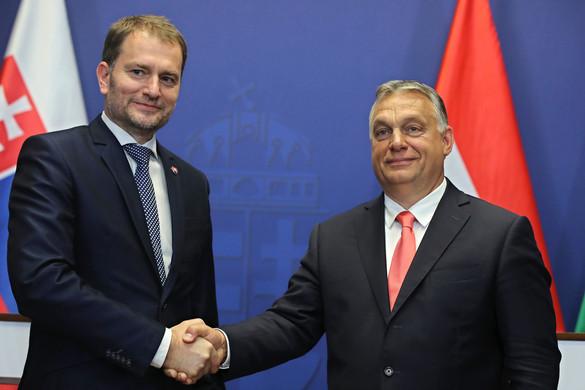 Orbán Viktor: Együtt akarunk sikeresek lenni Szlovákiával