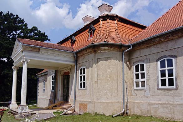 Kastély, ahol két Ferenc, Schubert és Sacher dolgozott