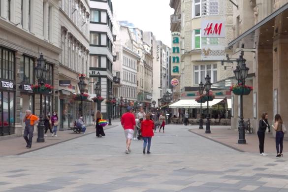 A járvány megváltoztatta a budapestiek szokásait