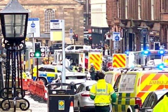 Késelés Glasgowban, hárman meghaltak