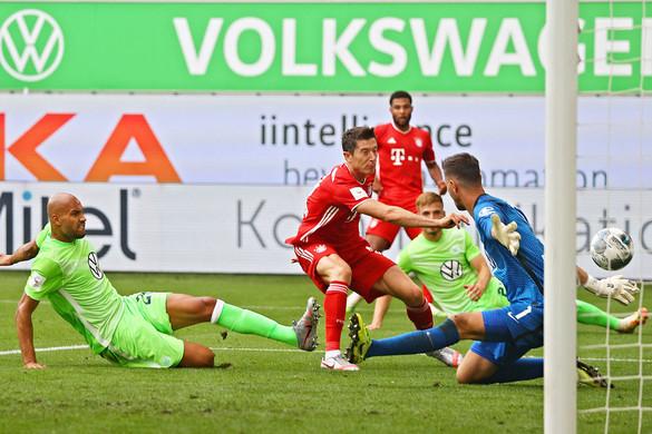 Lewandowski és a Bayern nagy tavasza