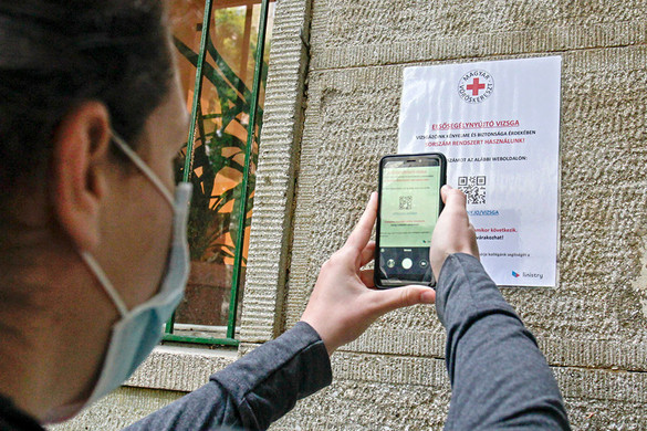 Digitálisan állhatnak  sorba a vizsgázók