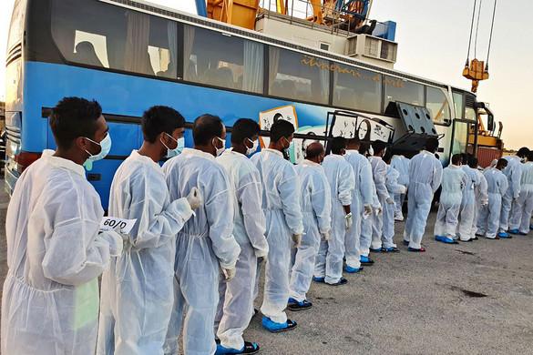 Újabb bevándorláspárti intézkedés Olaszországban