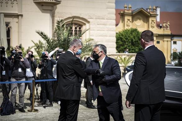 Brünni látogatást tesz a miniszterelnök