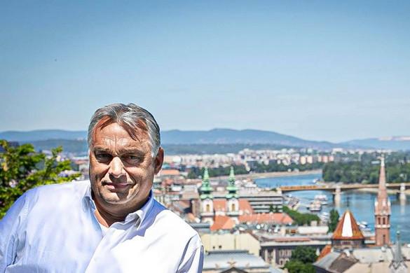 Orbán Viktor: A veszélyhelyzetnek vége, de a munka nem áll meg