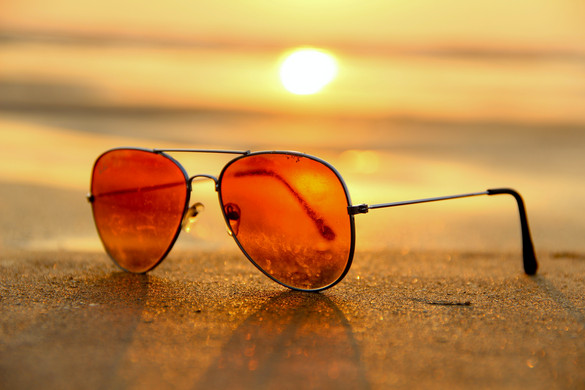 Megfelelő a a szemüvegek UV-szűrésre
