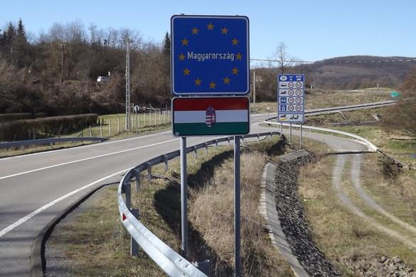 Életbe léptek a határvédelmi intézkedések Magyarországon