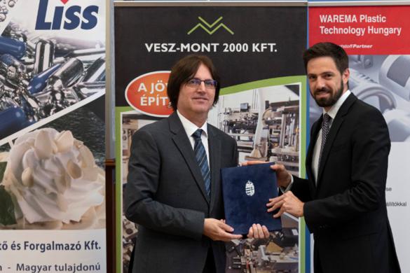 Beruházástámogatással a magyar vállalatok helyzetbe hozásáért