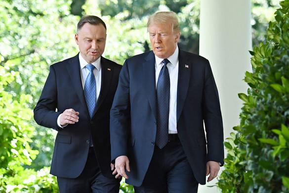 Újabb amerikai katonák érkezhetnek Lengyelországba