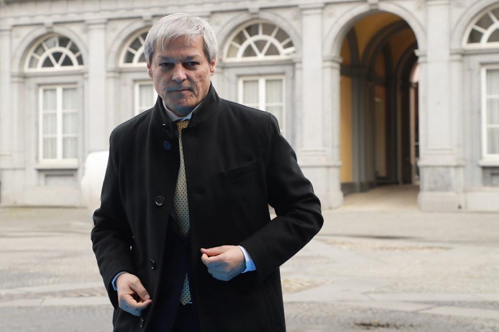 Dacian Ciolos, volt román miniszterelnök
