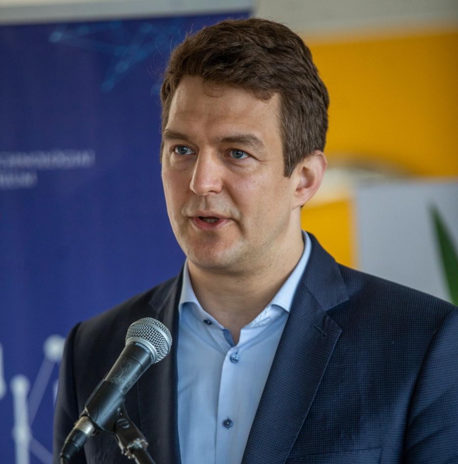 György László, az Innovációs és Technológiai Minisztérium gazdaságstratégiáért és szabályozásért felelős államtitkára