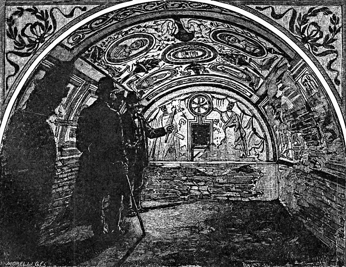 Az ókeresztény sírkamrák bizonyossá teszik, hogy a Római Birodalom korában a későbbi Pécs területén már éltek keresztények, a nagy kérdés azonban az, hogy volt-e kontinuitás: maradtak-e a városban lakók a hunok támadása után