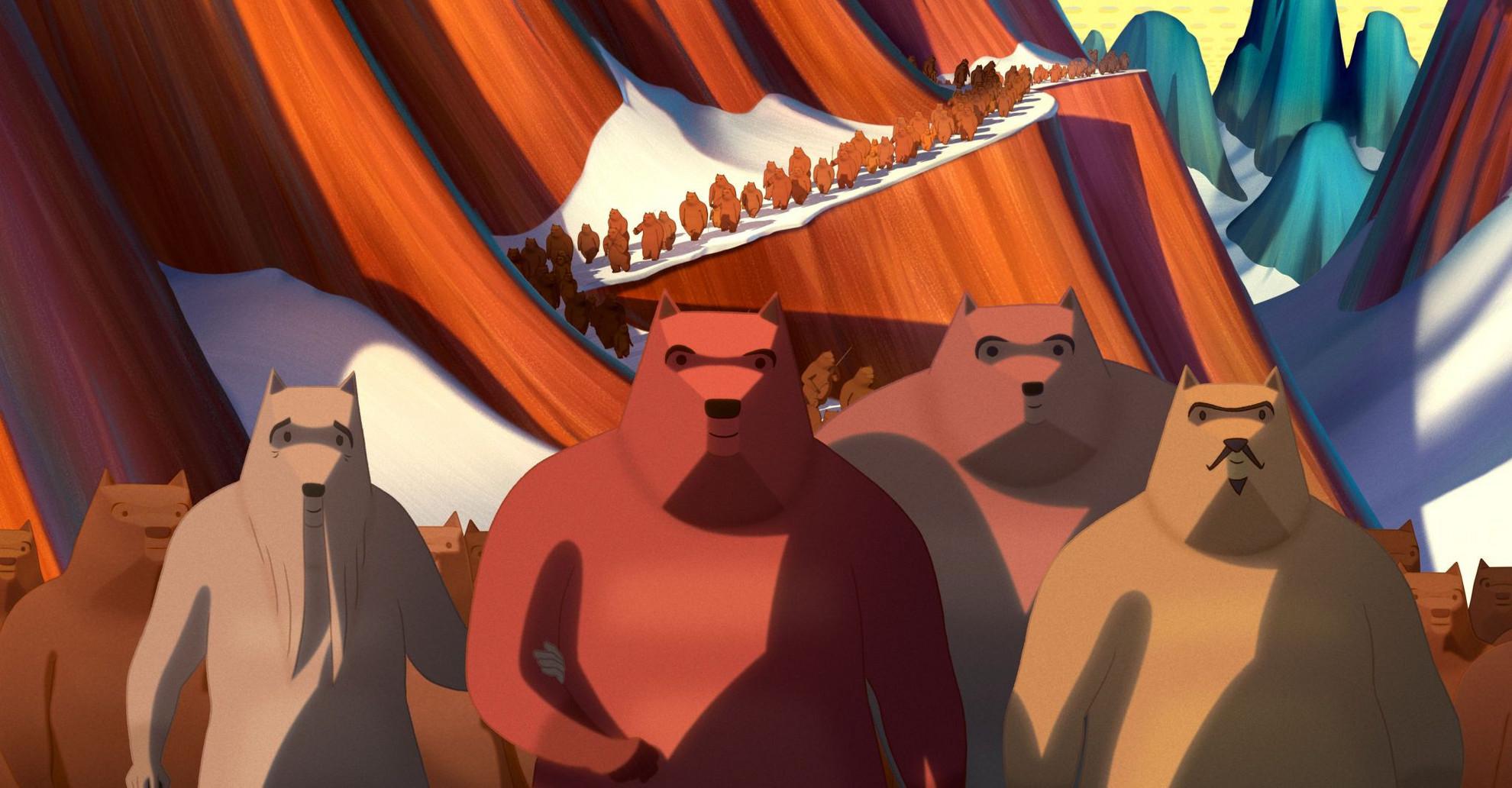 Dino Buzzati Medvevilág Szicíliában című világhírű meséjét Lorenzo Mattotti olasz származású rendező a Kecskemétfilm munkatársaival vitte animációs filmre