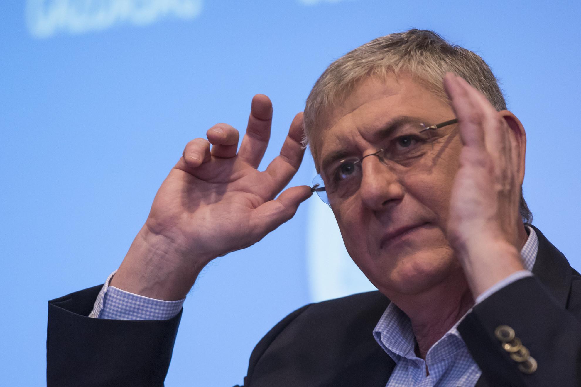 Gyurcsány Ferenc bukott miniszterelnök
