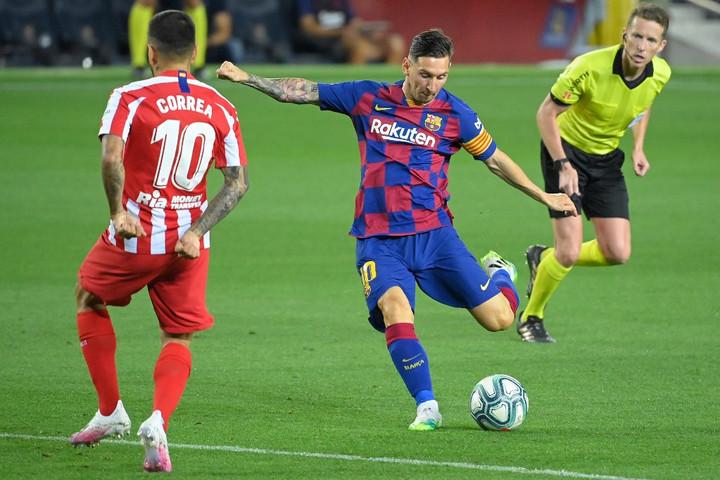 """Messi csatlakozott a Puskás fémjelezte """"700-asok"""" klubjához"""