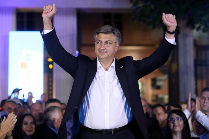 A horvát választásokon a konzervatívok nyertek