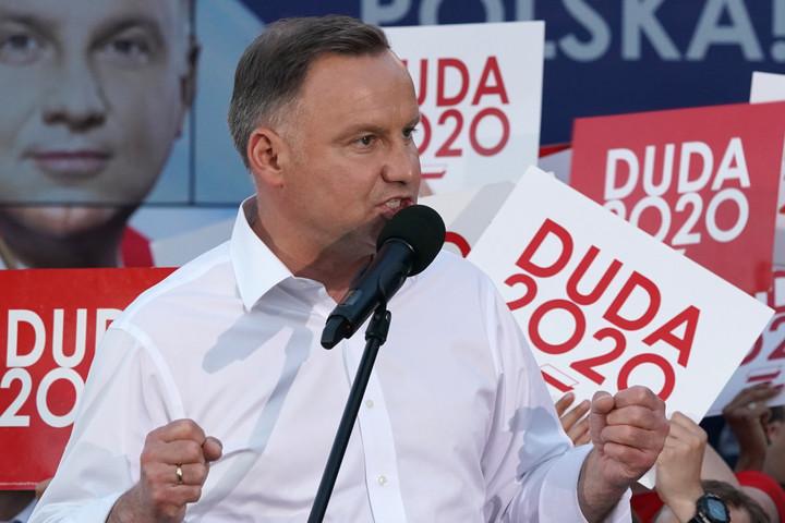 Magasabb a részvétel a lengyel elnökválasztás második fordulóján