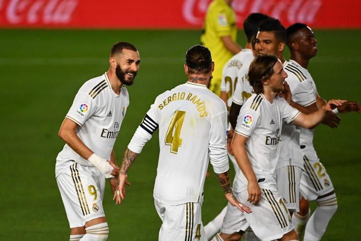 Nem kell karanténba vonulnia a Real Madridnak