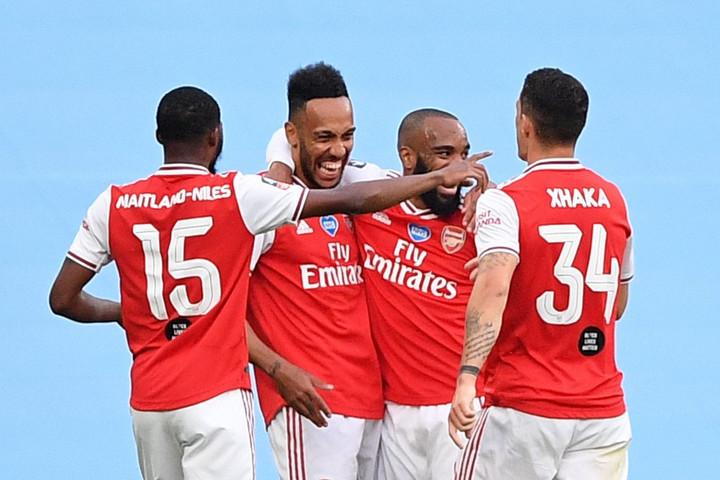 Bejutott az FA Kupa döntőjébe az Arsenal