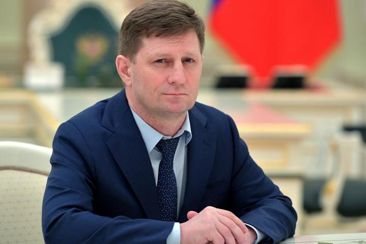 Őrizetbe vettek egy orosz kormányzót