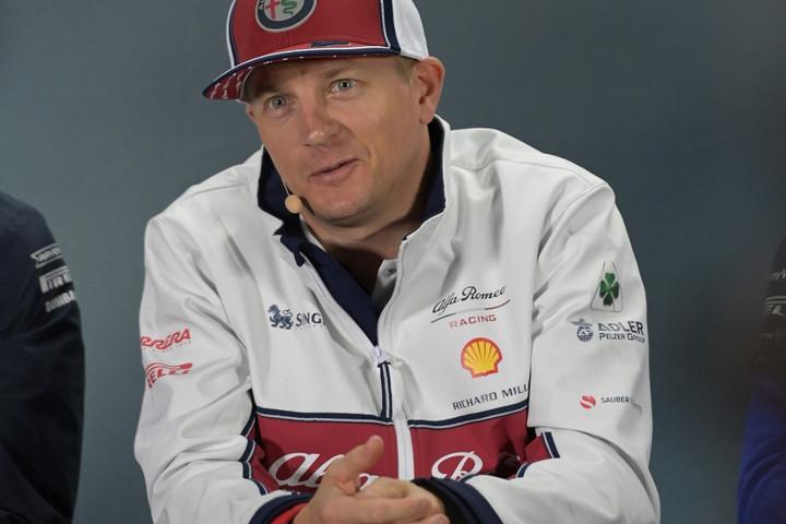 Räikkönen nagyon örül Alonso visszatérésének