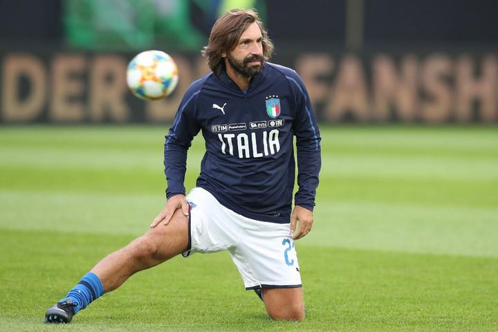 Andrea Pirlo edző lett a Juventusnál
