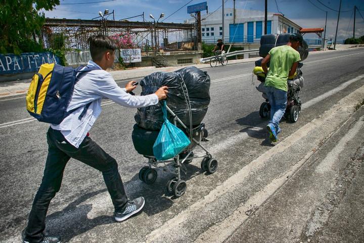 Fokozódik az illegális migránsok mozgása a balkáni útvonalon