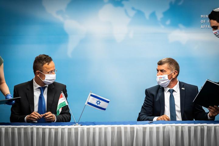 Szijjártó: Kiállunk Izrael tisztességes nemzetközi megítéléséért