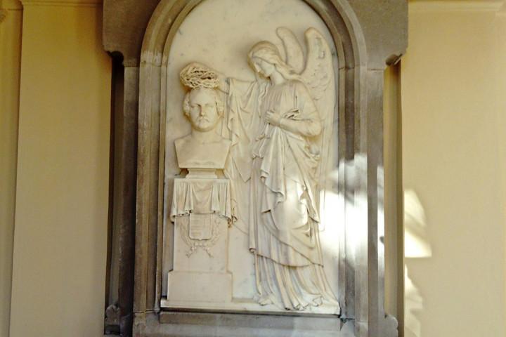 A pozsonyi temető leghíresebb sírja