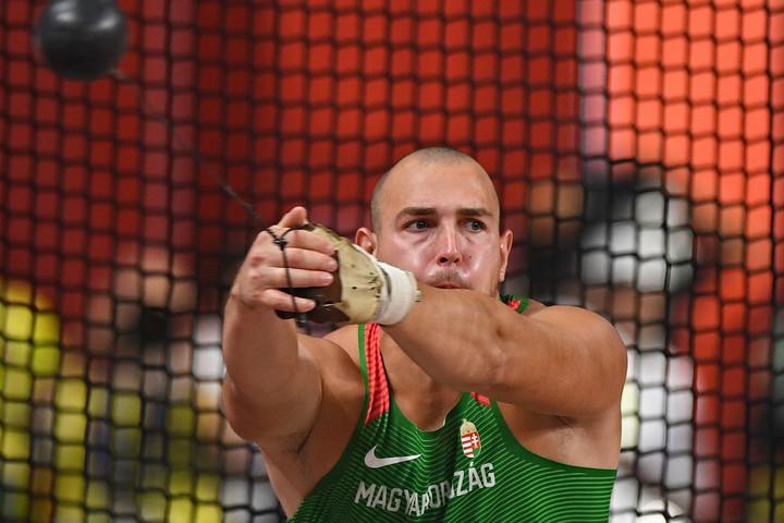 A vb-bronzérmes Halász Bence remek eredménnyel nyerte a Németh Pál Dobóakadémia első versenyét
