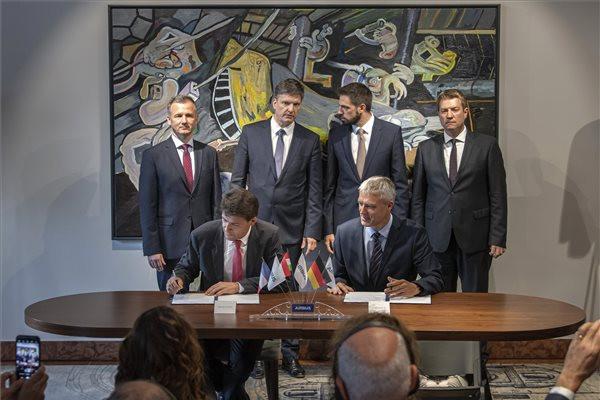 Vegyesvállalatot hozott létre az Airbus Magyarországon